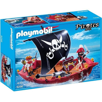 bateau pirate playmobil 5298