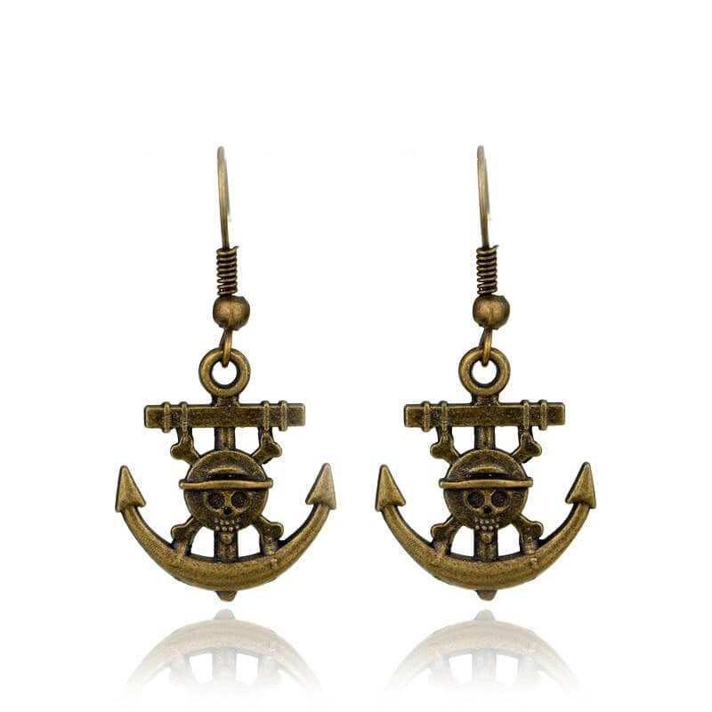 Boucle D'Oreille Pirate - One Piece