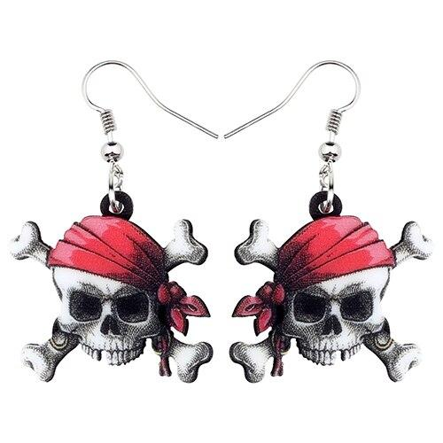 Boucle D'Oreille Pirate - Jolly Homme