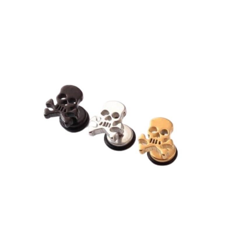 Boucle D'oreille Pirate - Jolly Roger