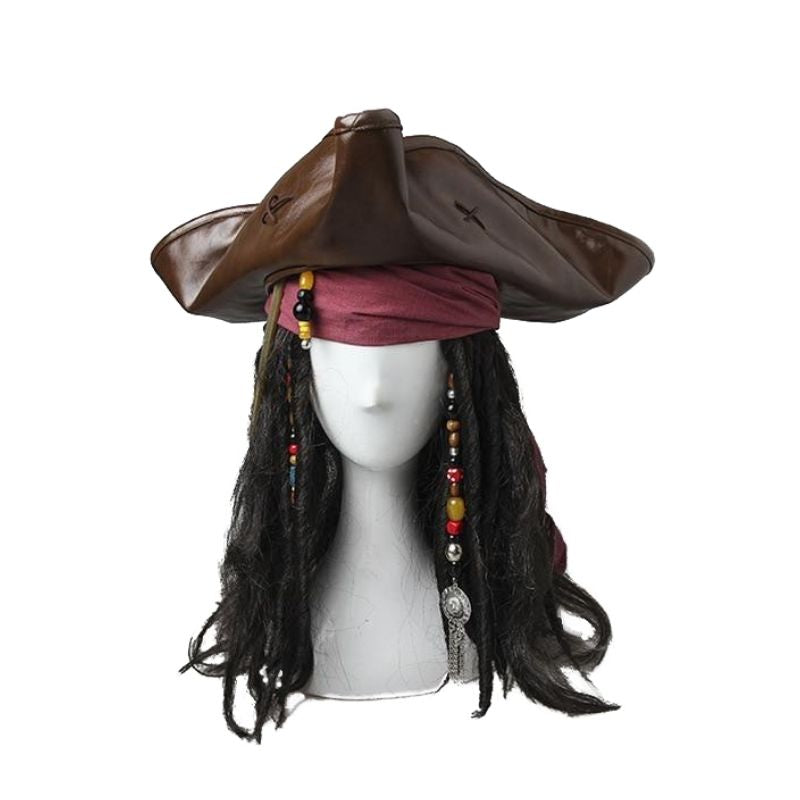 Chapeau Pirate - Jack Sparrow