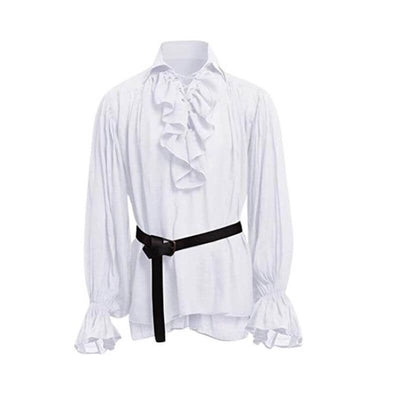 chemise-pirate-des-caraibes-blanche