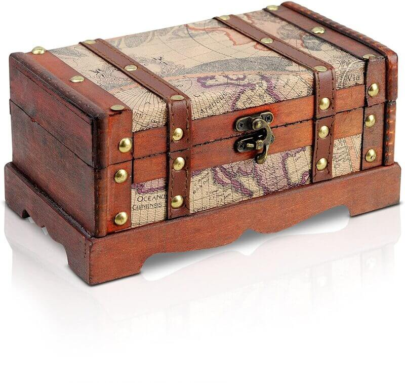 Coffre Pirate - Coffret Atlas
