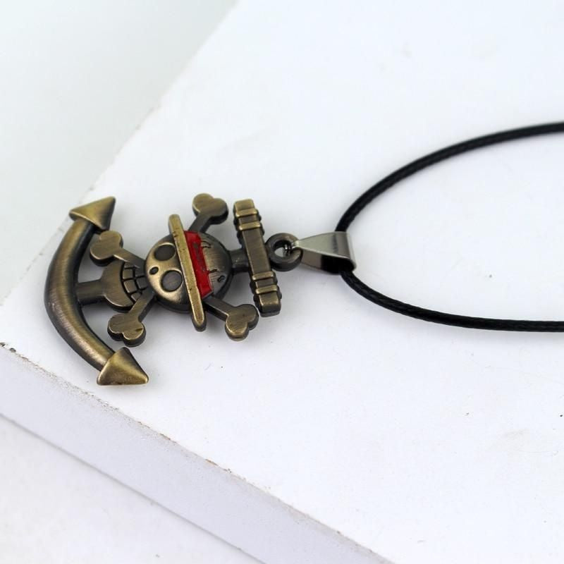 Collier Pirate - One Piece