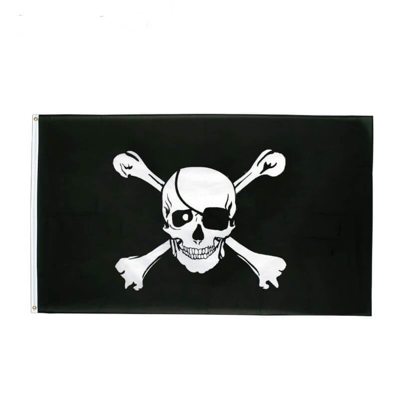 Drapeau Pirate - La Buse