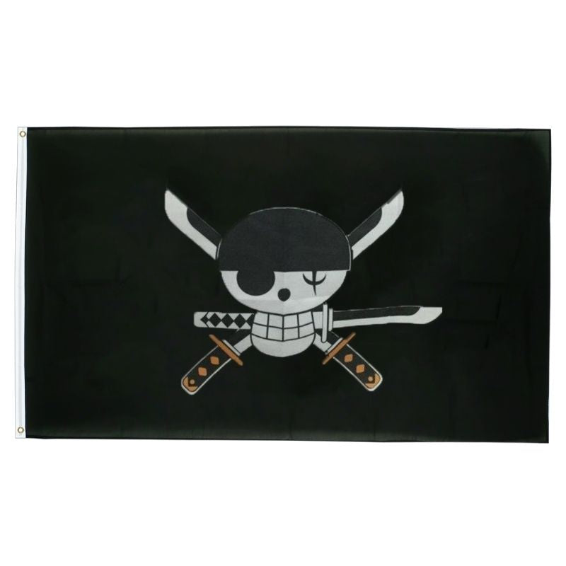 Drapeau Pirate - Jolly Roger (One Piece)