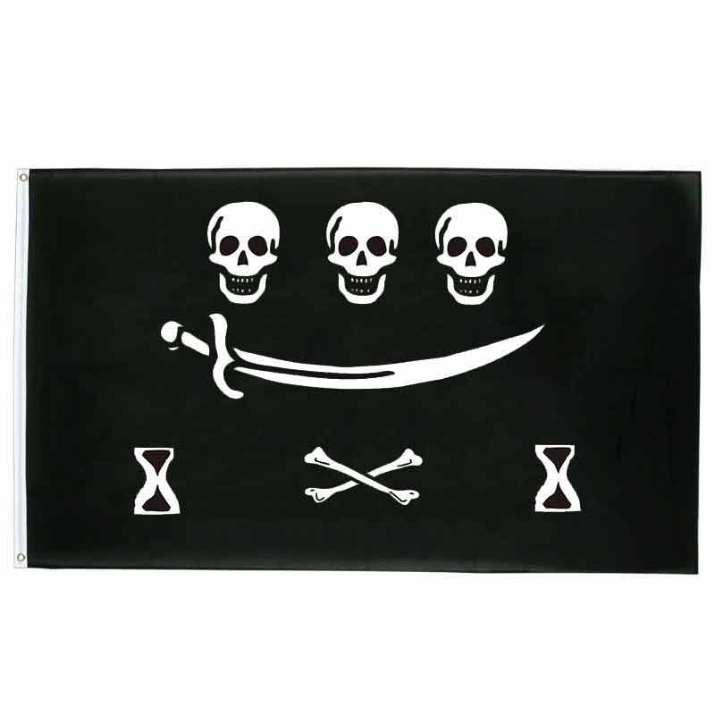 Drapeau Pirate - Traditionnelle