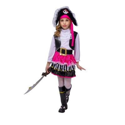 eguisement-pirate-fille-rose
