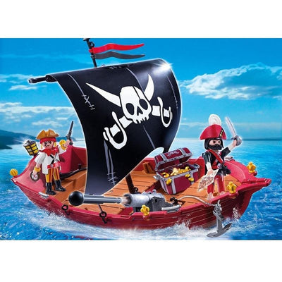 playmobil 5298 bateau pirate