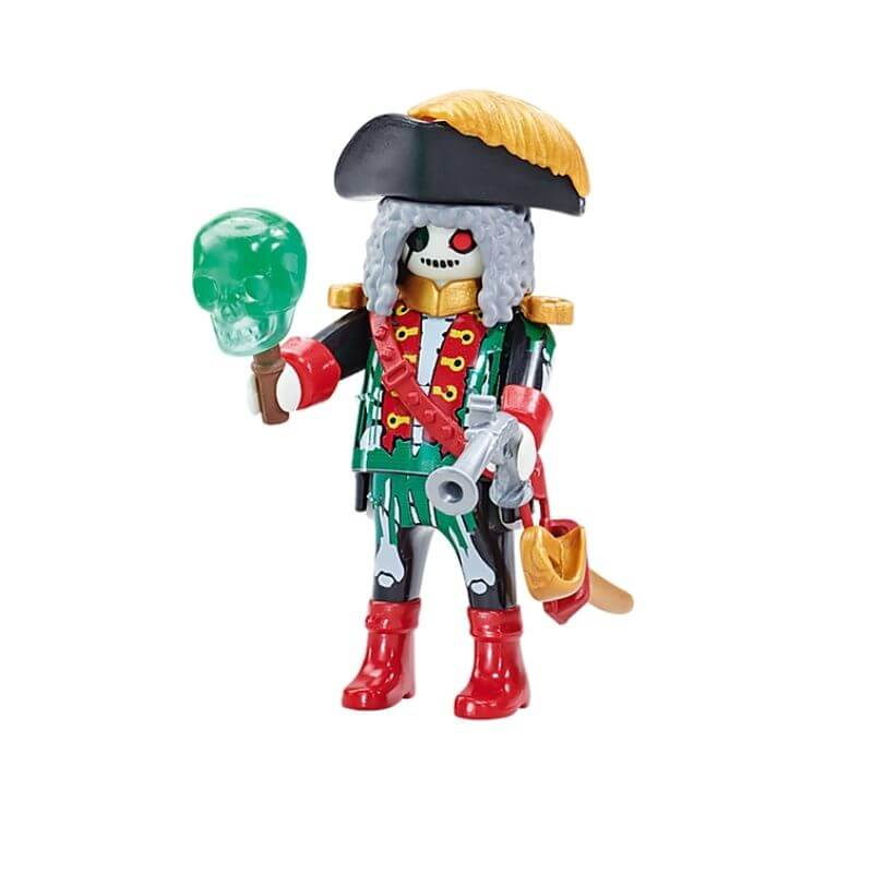 PLAYMOBIL 6591 - Capitaine pirate fantome