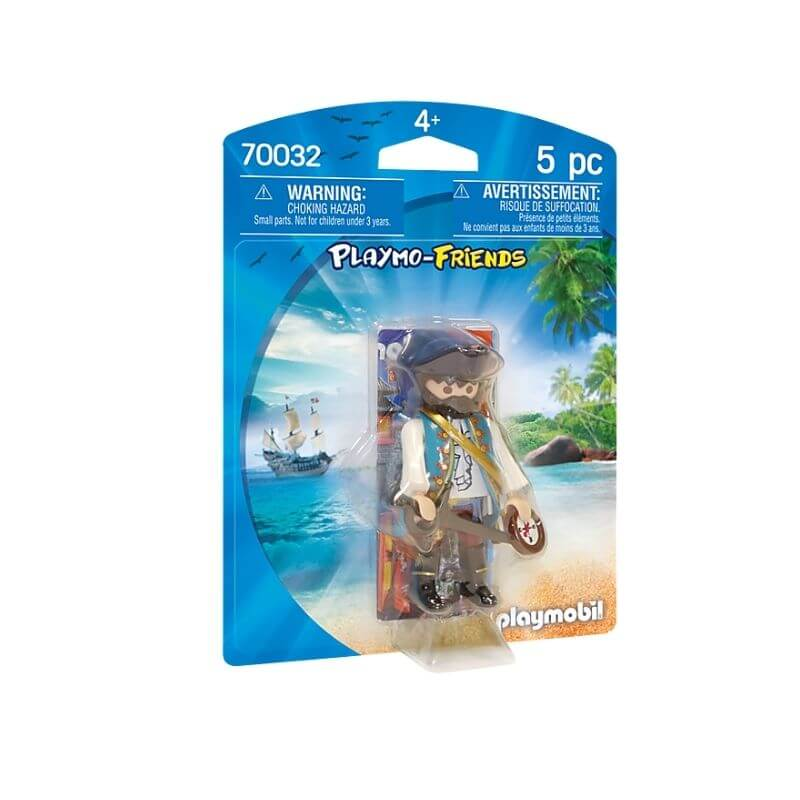 PLAYMOBIL 70032 - Pirate Boussole
