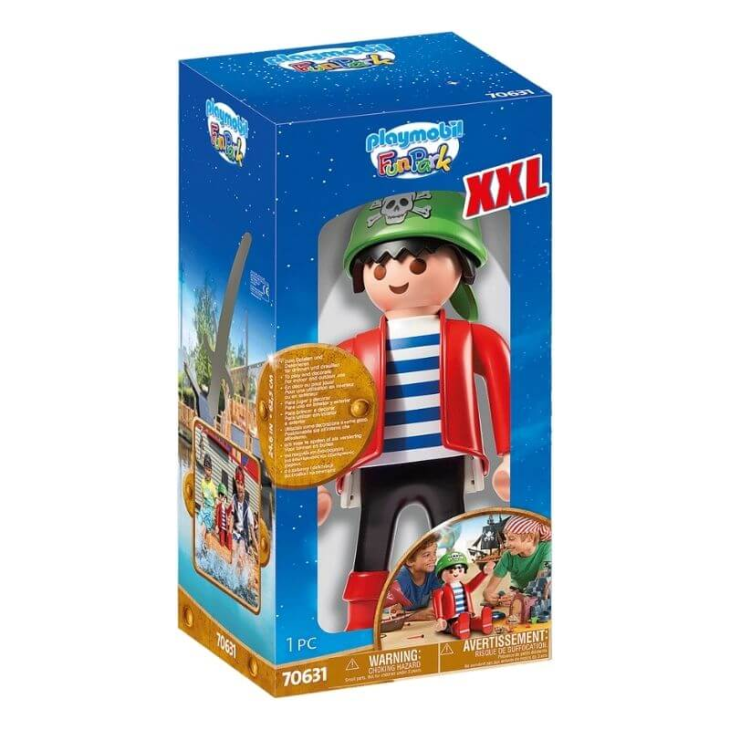 PLAYMOBIL 70631 - PIrate Geant Rico