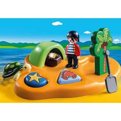 playmobil-9119-ile-de-pirate-scene