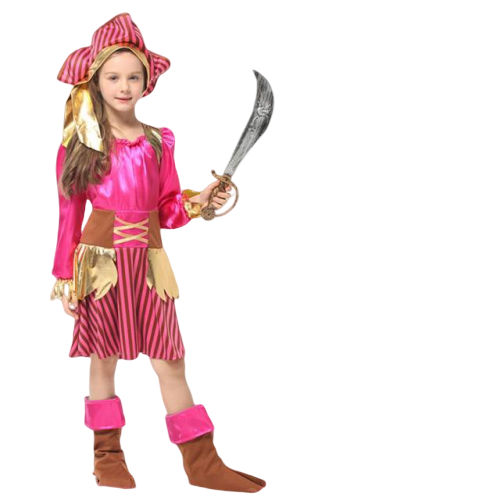 deguisement pirate fille 5 ans