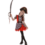 costume pirate fille 4 ans
