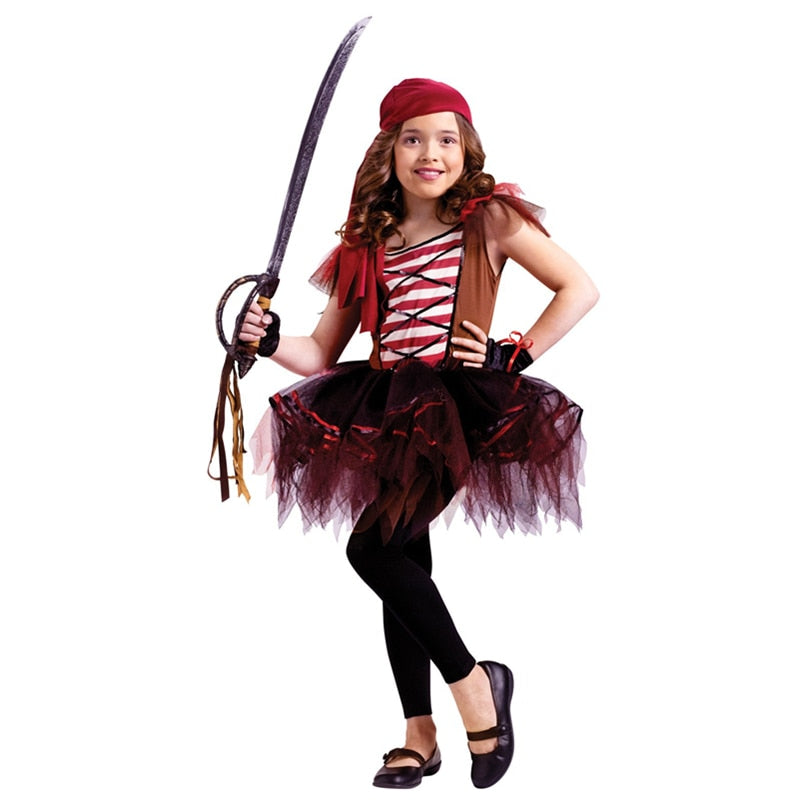 costume pirate fille 6 ans