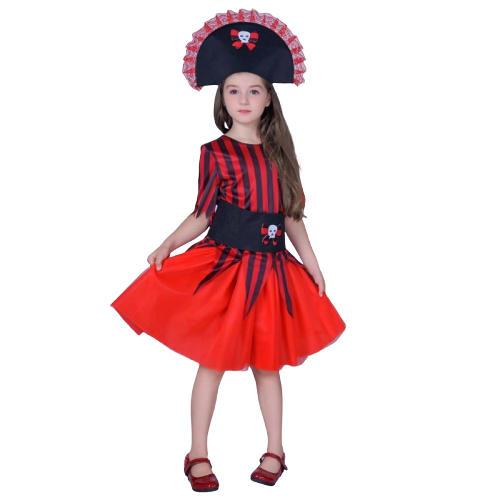 costume pirate fille 3 ans
