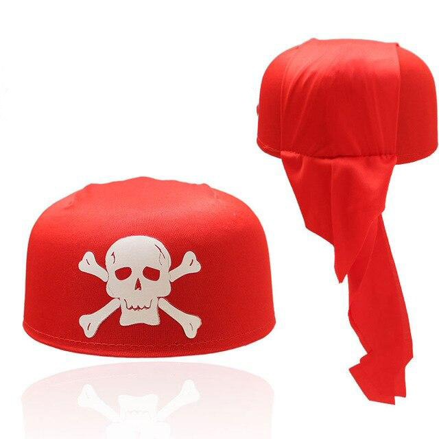 Bandana Pirate <br> Jolly Roger