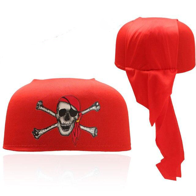 Bandana Pirate <br> Rouge