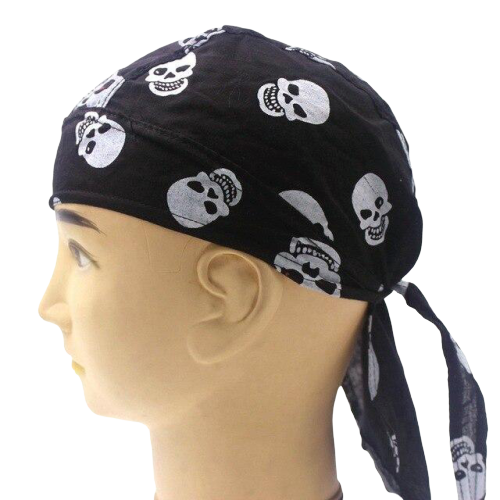 Bandana Pirate<br>Costume Mortel