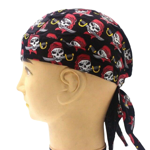 Bandana Pirate<br>Foulard Unique