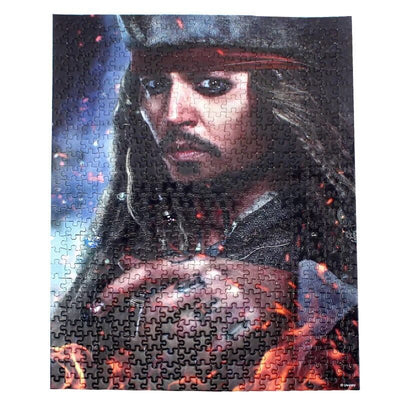 puzzle pirate des caraibes 500 pieces