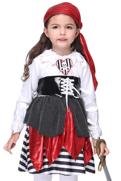 deguisement pirate fille 3 ans