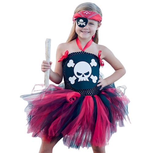 Costume De Pirate Fille