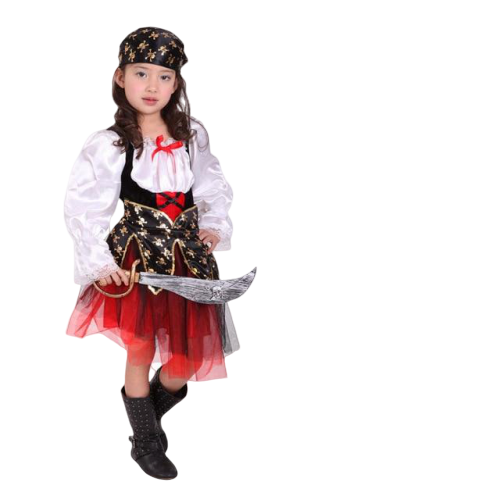 costume pirate fille 12 ans