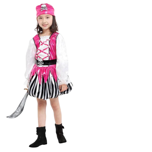 deguisement pirate fille disney