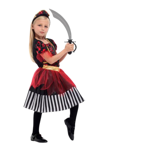 costume pirate fille 10 ans