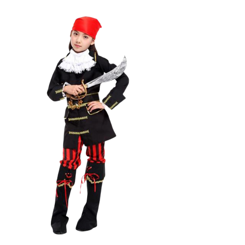 costume pirate fille 8 ans