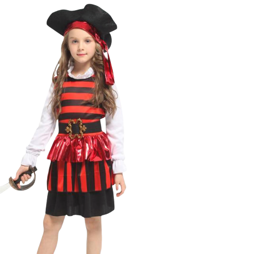 deguisement pirate fille 2 ans