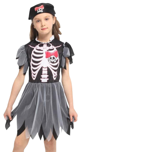 deguisement pirate fille  4 ans