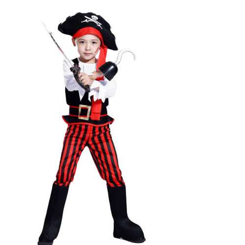 costume pirate garcon 5 ans