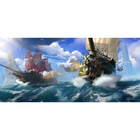 puzzle adulte pirate