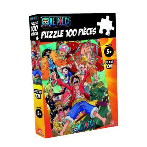 Puzzle Pirate<br>One Piece