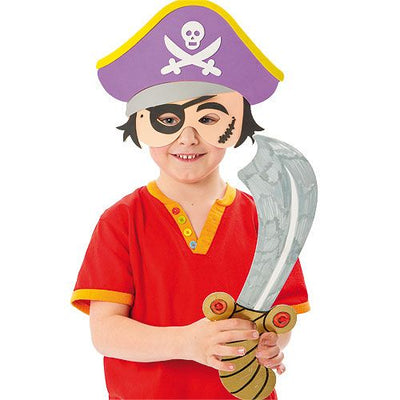 sabre pirate a decorer enfant
