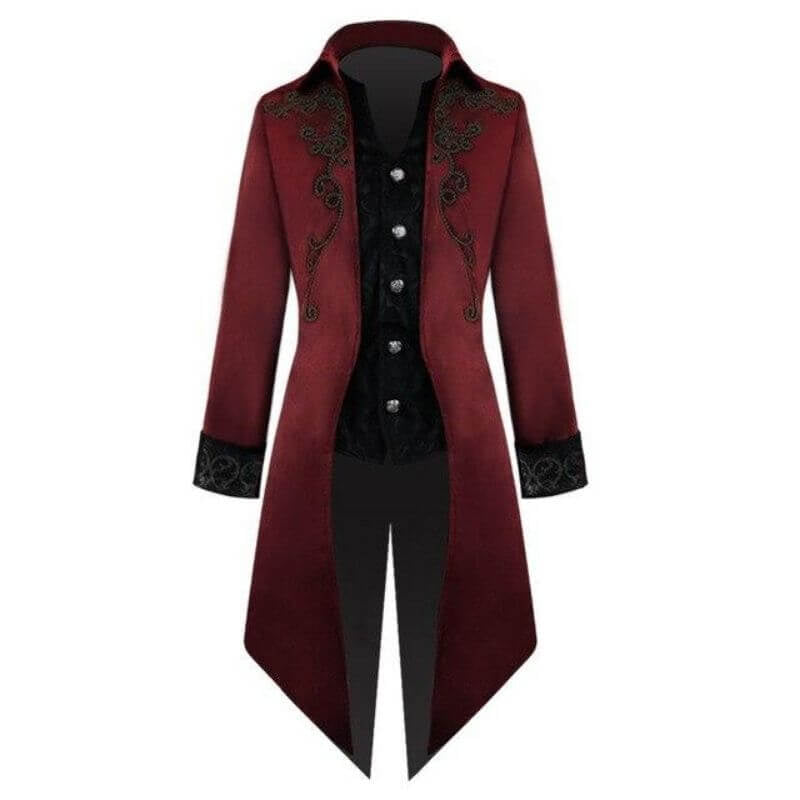 Veste Pirate - Rouge