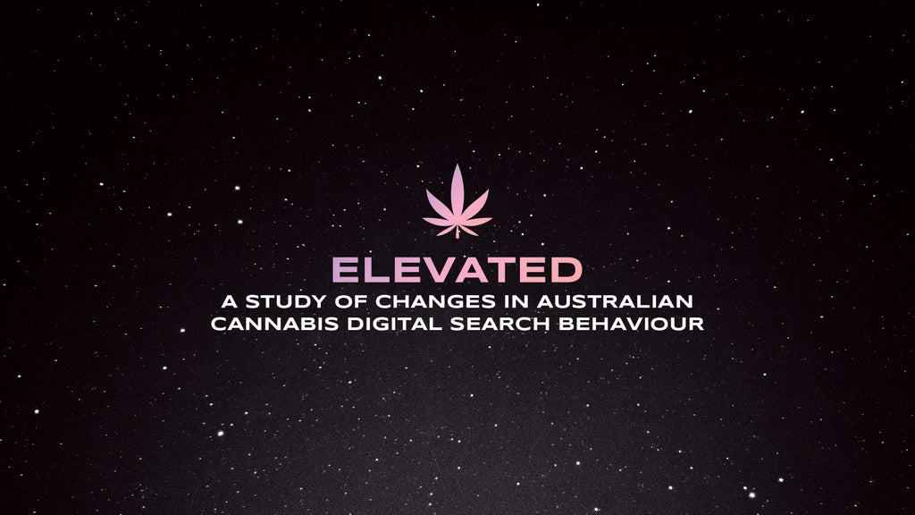 Elevated – A study of changes in Australian cannabis digital search behaviour