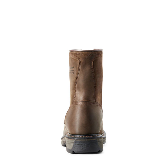 "Ariat 1943 WorkHog 8"" Waterproof Composite Toe Work Boot"