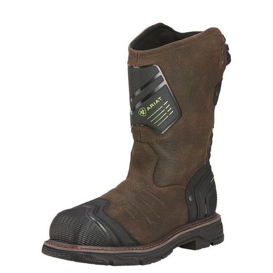 Ariat 6253 Catalyst VX Work Wide Square Toe Waterproof Composite Toe Work Boot 10016253