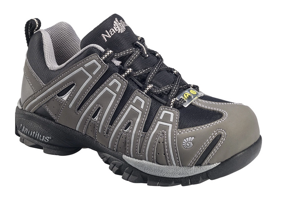 ESD Comp Toe No Exposed Metal Athletic 1340