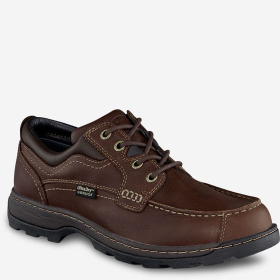 Men's Soft Paw Waterproof Leather Oxford