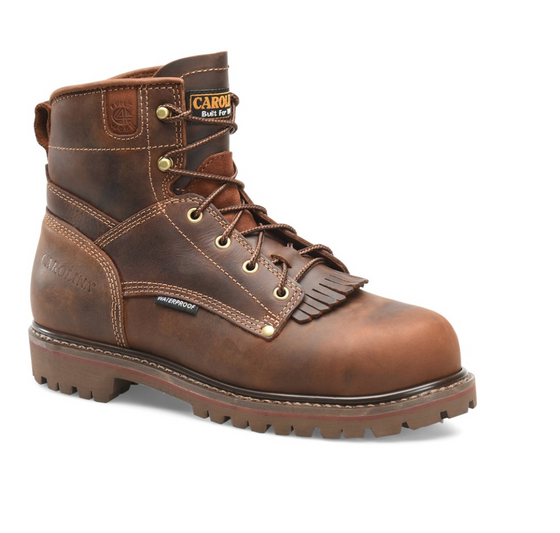 "Carolina Men's CA7028 28 SERIES 6"" Waterproof Grizzly Boot"