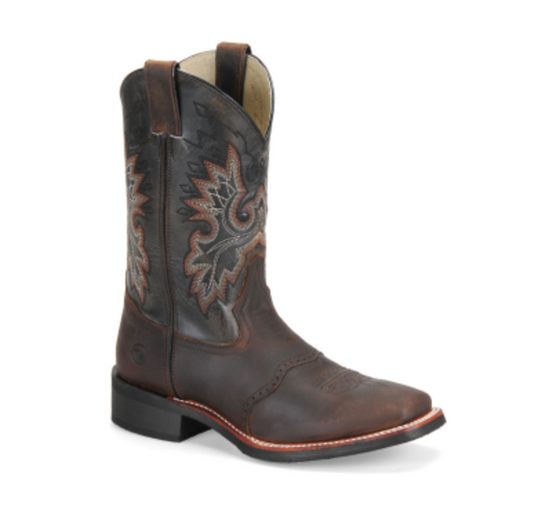 "Double-H Men's DH4258 FRANCISCO 11"" Wide Square Toe Roper"