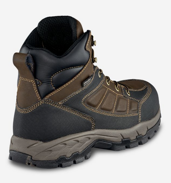 Men's Ely Waterproof Leather Safety Toe Hiking Boot