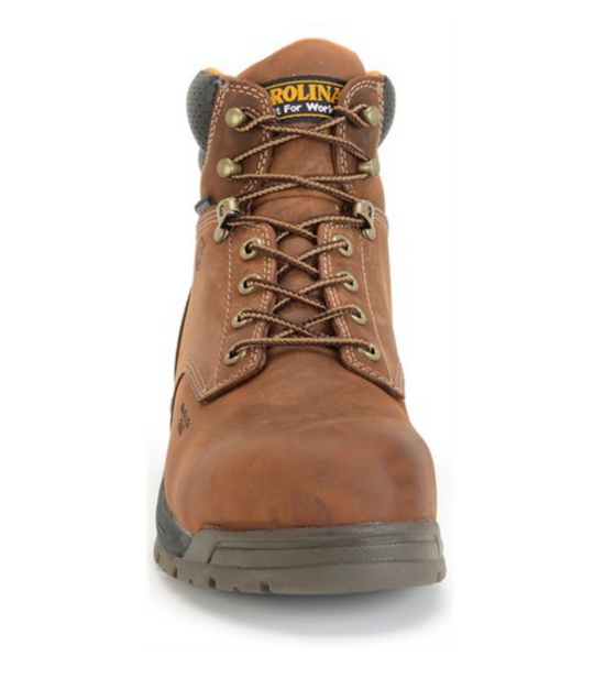 "Men's BRUNO LO  6"" Waterproof Broad Composite Toe Work Boot"