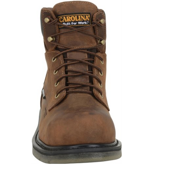 "Carolina Men's CA7520 SUPERTREK LO 6"" Waterproof Composite Toe Work Boot"