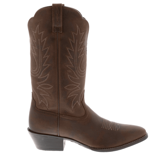 Ariat Heritage R Toe Western Boot 1021